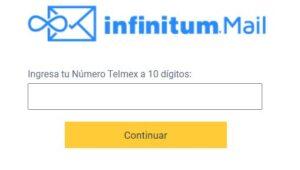 infinitum mail ingresar 4