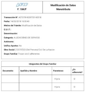 FORMULARIO 182 PASO 5