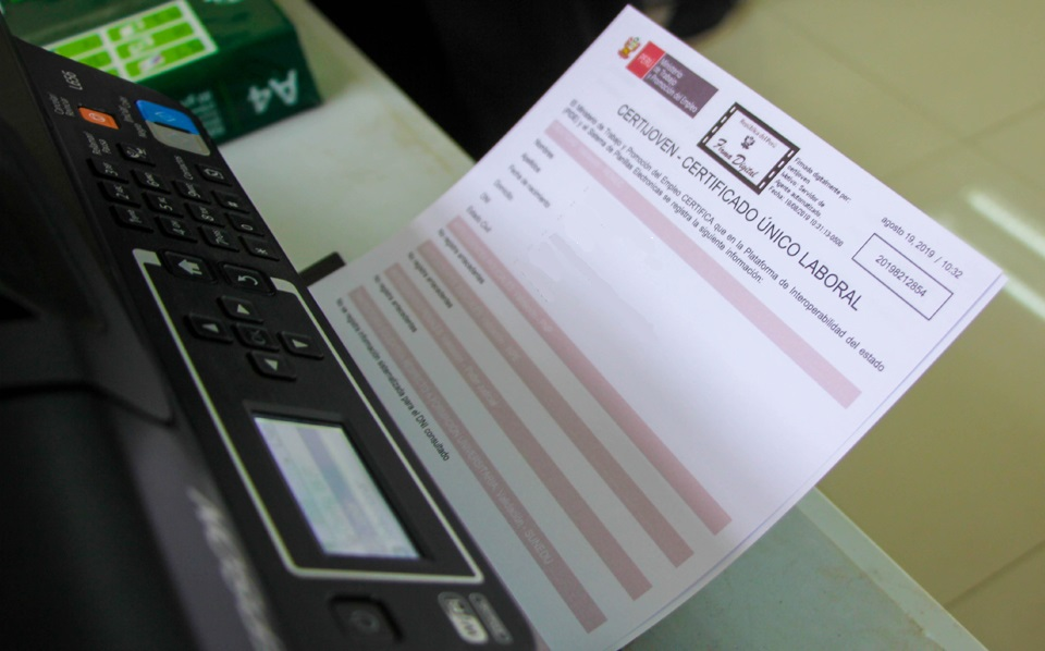 Certificado Certijoven