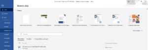 ¿Cómo se hace una hoja de vida en PDF?
